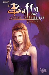 Comic---Buffy-Saison-1---Tome-1