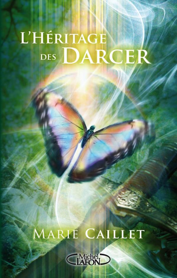 Couverture de L'Héritage des Darcer