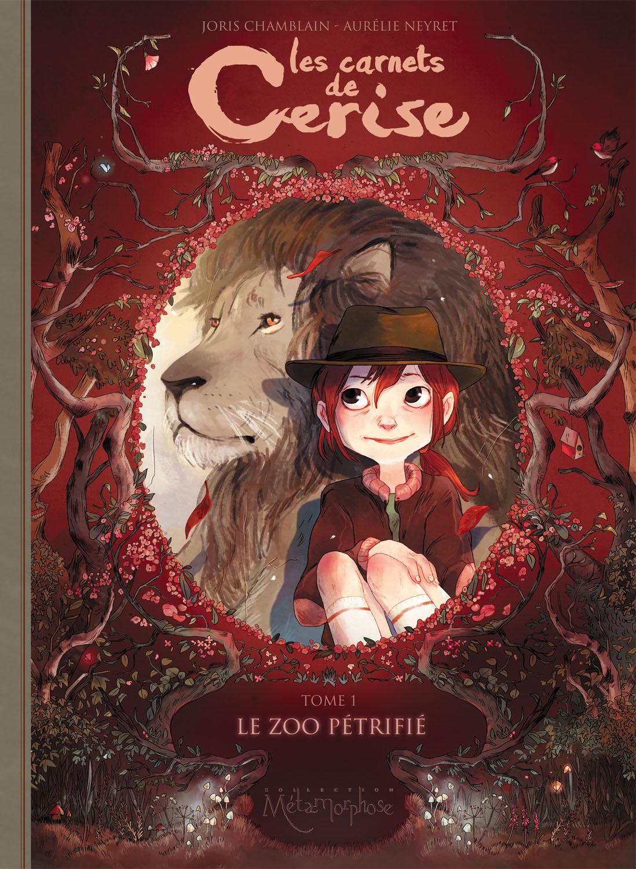 les-carnets-de-cerise,-tome-1---le-zoo-petrifie-3584553